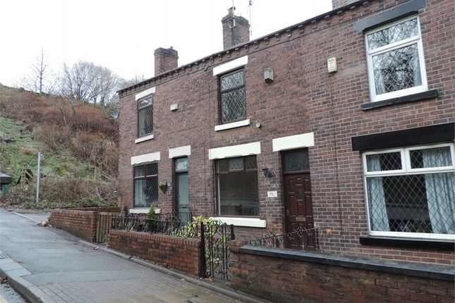 Thumbnail Terraced house to rent in Stoneclough Road, Radcliffe, Manchester