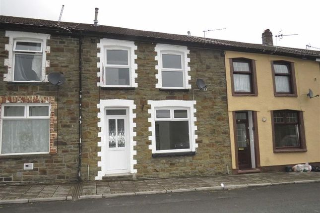 Thumbnail Terraced house to rent in Marian Street, Tonypandy