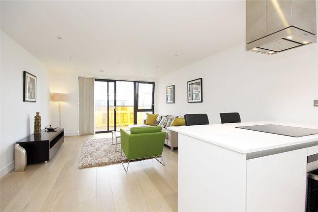 Thumbnail Flat to rent in Kensington Apartment, London