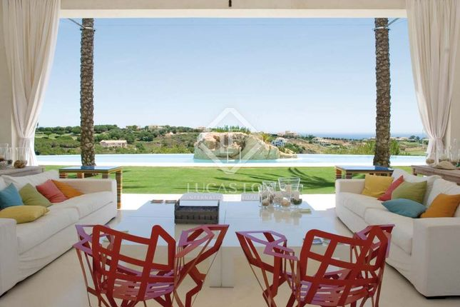 Thumbnail Villa for sale in Spain, Costa Del Sol, Sotogrande, Lfcds391