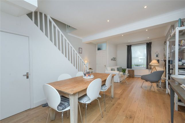 Thumbnail Terraced house to rent in Nutbourne Street, London
