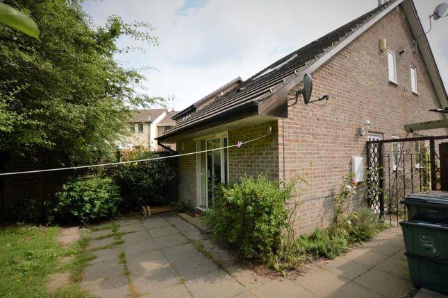 1 bed end terrace house for sale in Greenfield Drive, Ivybridge, Devon PL21