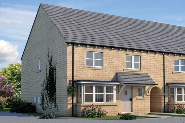 Thumbnail Mews house for sale in Low Hall Road, Horsforth, Leeds