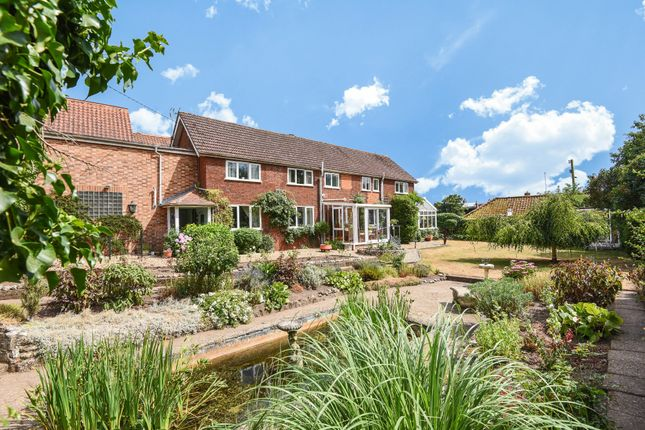 Thumbnail Detached house for sale in Gladstone Road, Fakenham