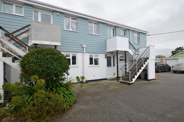Thumbnail Flat to rent in Carneton Close, Crantock, Newquay, Cornwall