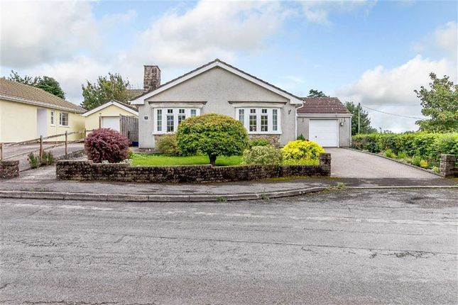 Thumbnail Bungalow for sale in Laurel Park, Chepstow, Monmouthshire
