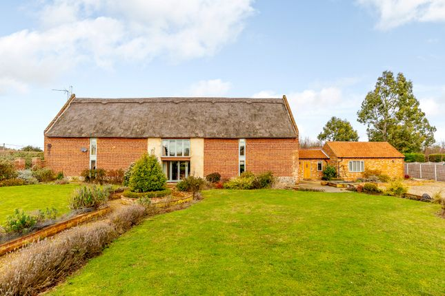 Thumbnail Barn conversion for sale in Bengate Barn, Worstead, North Walsham