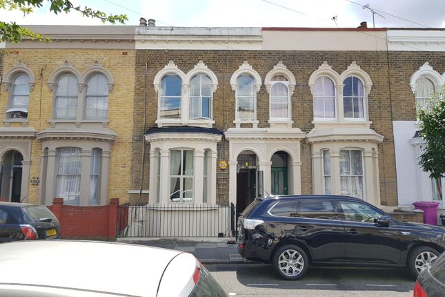 Thumbnail Flat for sale in Strahan Road, London
