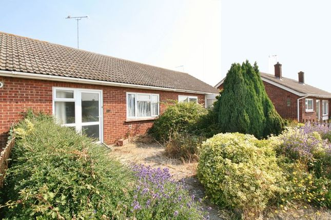 Thumbnail Bungalow for sale in Hurst Close, Brightlingsea, Colchester