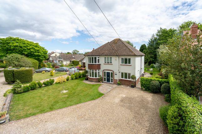 Thumbnail Detached house for sale in Vicarage Lane, Thorpe-Le-Soken, Clacton-On-Sea