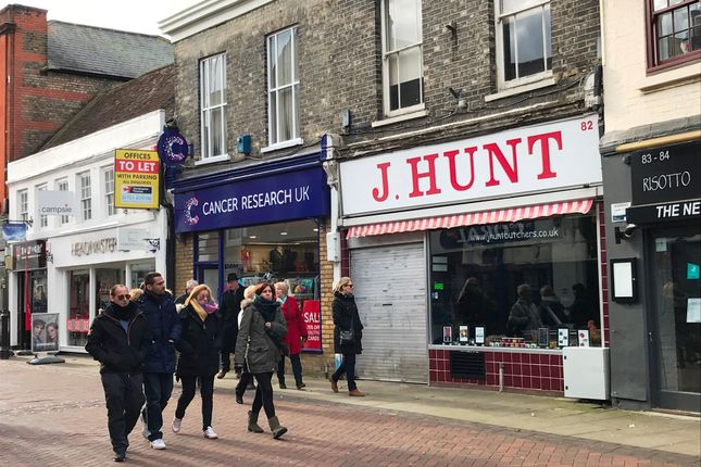 Thumbnail Retail premises to let in Peascod Street, Windsor