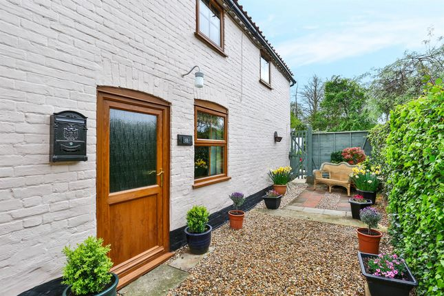 Thumbnail Semi-detached house for sale in Weasenham Road, Great Massingham, King's Lynn