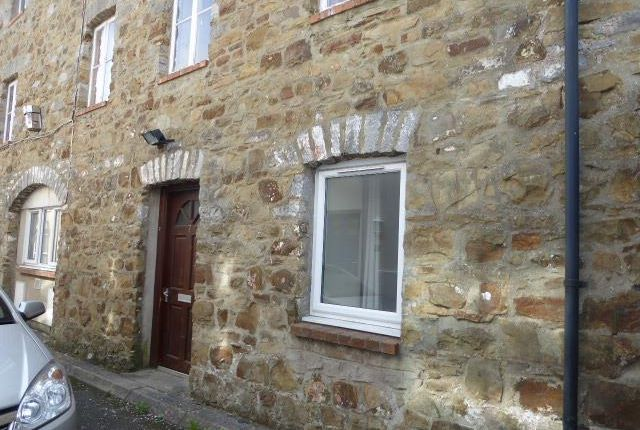 Thumbnail Flat to rent in Ebenezer Row, Haverfordwest
