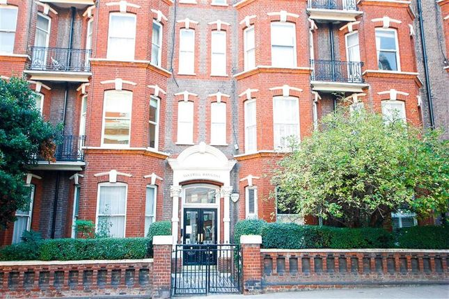 Thumbnail Flat to rent in Sandwell Mansions, West Hampstead, London