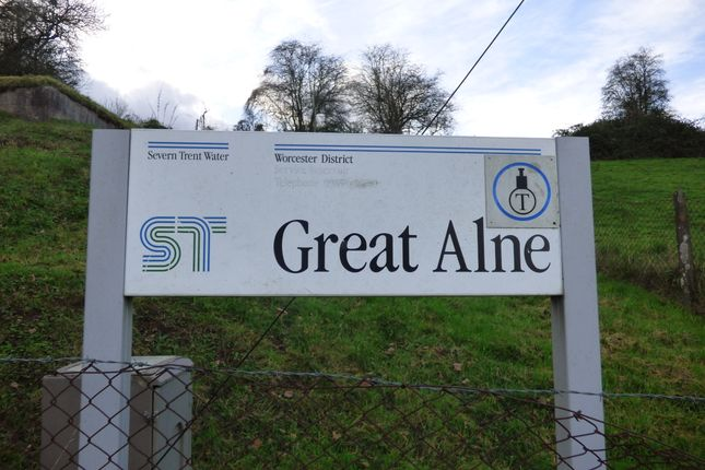 Thumbnail Land for sale in Park Lane, Great Alne