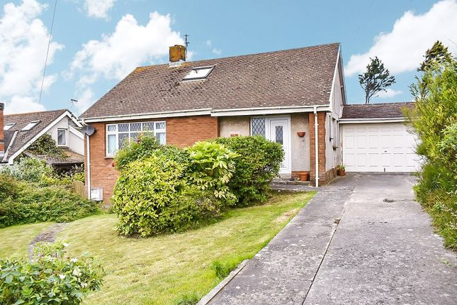 Thumbnail Detached house for sale in Brig Y Don Hill, Ogmore-By-Sea, Bridgend.