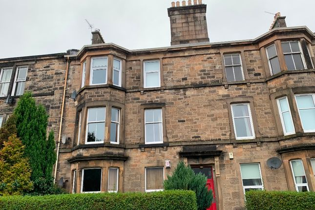 Thumbnail Flat to rent in Wallace Street, Stirling