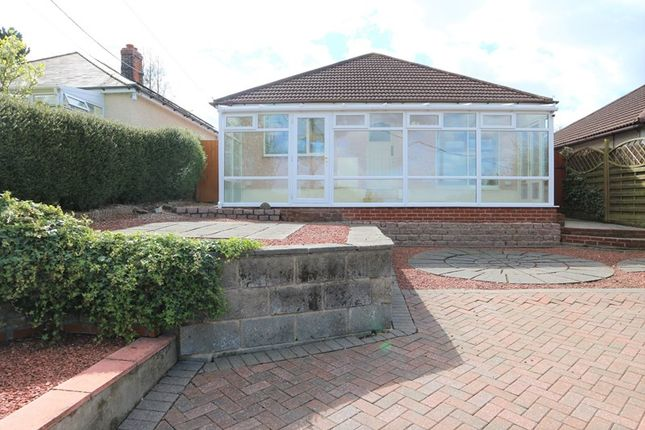 Thumbnail Detached bungalow for sale in Church Hill, Ramsey, Harwich