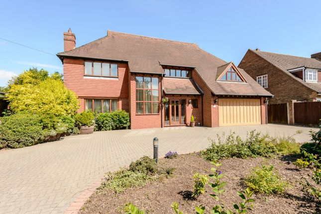 Thumbnail Detached house for sale in Bodenham Road, Folkestone, Kent