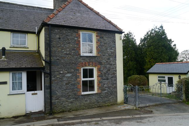 Thumbnail Semi-detached house to rent in Brynawel, Cnwch Coch