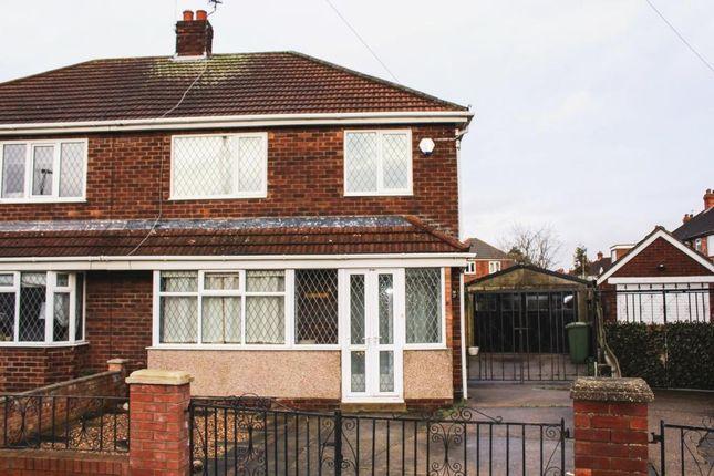 Thumbnail Semi-detached house for sale in Landeck Avenue, Grimsby