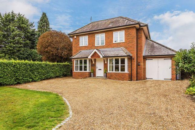 Thumbnail Detached house for sale in Pyrford Road, Pyrford, Woking