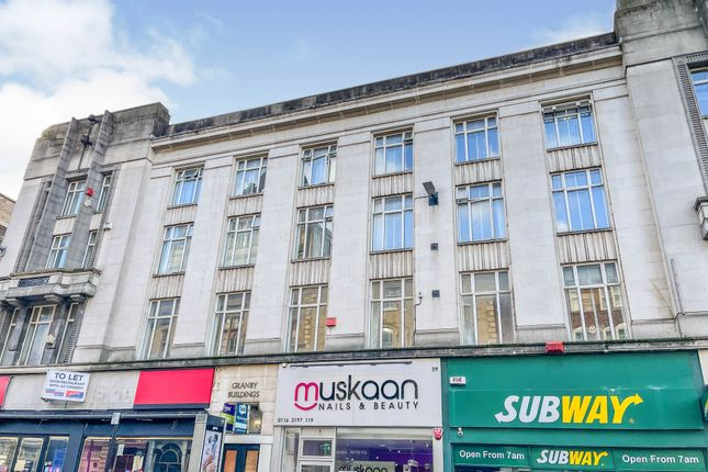 Thumbnail Flat for sale in Flat 8, Granby Buildings, 41 Granby Street, Leicester, Leicestershire