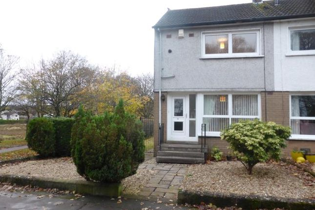 Thumbnail End terrace house to rent in Endrick Gardens, Milngavie, Glasgow