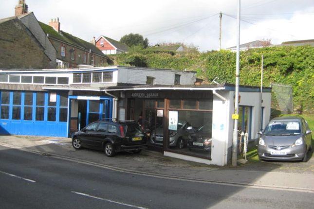 Thumbnail Parking/garage for sale in Pound Street, Liskeard