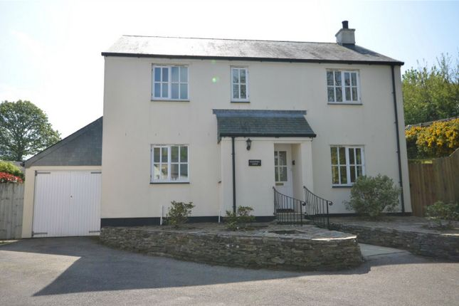 Thumbnail Detached house for sale in Tregony, Truro, Cornwall