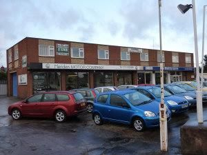 Serviced office to let in Papplewick Lane, Hucknall
