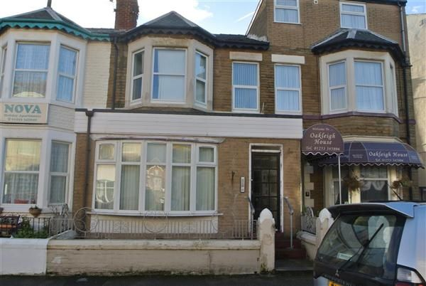 Thumbnail Flat for sale in Withnell Road, Blackpool