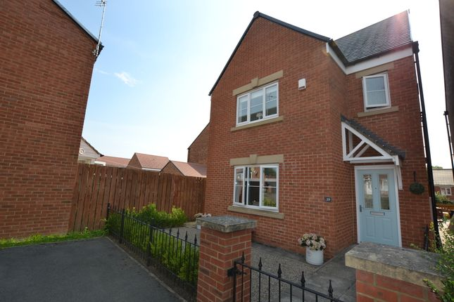 Thumbnail Detached house for sale in Barnwell View, Herrington Burn, Houghton-Le-Spring