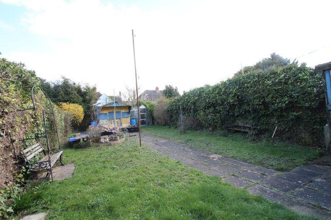 Rear Garden of Romney Road, Ipswich IP3