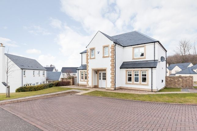 Thumbnail Detached house for sale in Saltire Road, Dalkeith, Midlothian