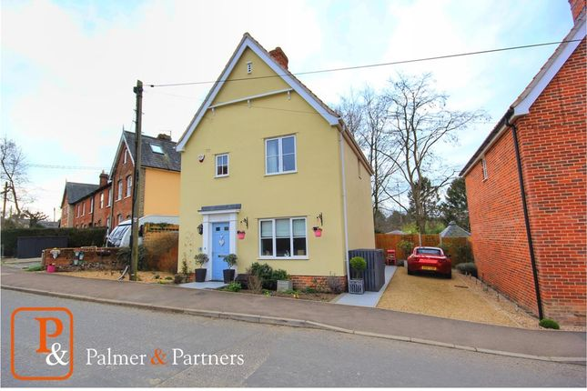 Thumbnail Detached house for sale in Brook Street, Glemsford, Sudbury