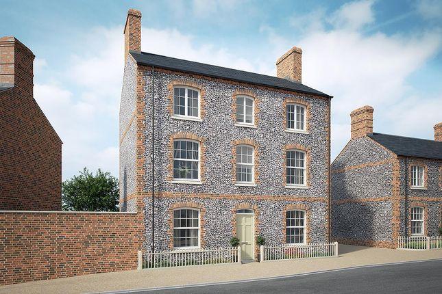 Thumbnail Detached house for sale in Vickery Court, Poundbury, Dorchester