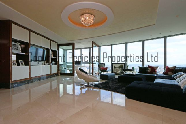 Thumbnail Flat for sale in The Tower, One St George Wharf, Nine Elms, London