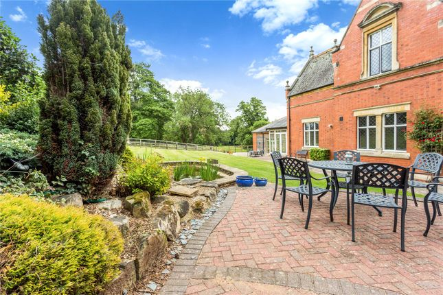Terrace of Impney, Droitwich, Worcestershire WR9