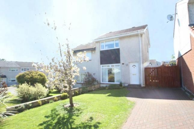 Thumbnail Semi-detached house for sale in Nairn Crescent, Airdrie, North Lanarkshire
