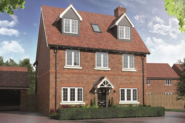 "Thumbnail Detached house for sale in ""The Oatfield - Link Detached"" at Nosworthy Way, Mongewell, Wallingford"