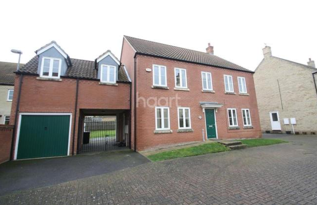 Thumbnail Detached house to rent in Collier Close, Ely