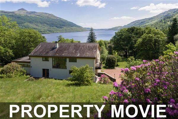 Thumbnail Detached house for sale in Tarbet House, Tarbet, Loch Lomond