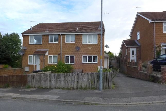 Thumbnail Terraced house to rent in Chestnut Crescent, Catterick Garrison