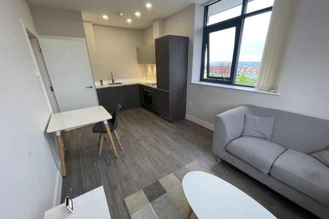 Thumbnail Flat to rent in Dawsons Square Apartments, Leeds