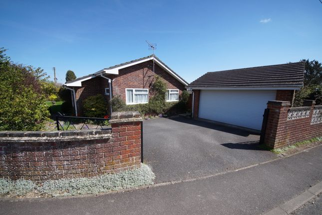 Thumbnail Detached bungalow for sale in King Street, Odiham, Hook