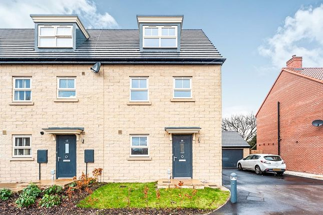 Thumbnail Semi-detached house for sale in Frances Brady Way, Hull