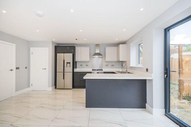 Thumbnail Semi-detached house for sale in Morland Avenue, Croydon