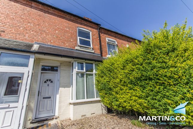 Terraced house for sale in Lightwoods Road, Bearwood