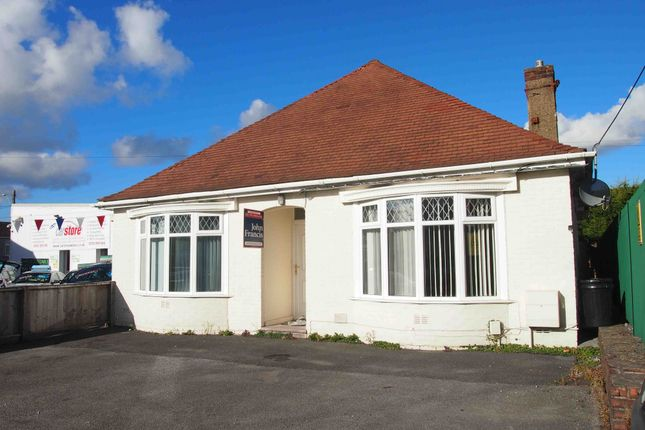 Thumbnail Bungalow to rent in Alexandra Road, Swansea